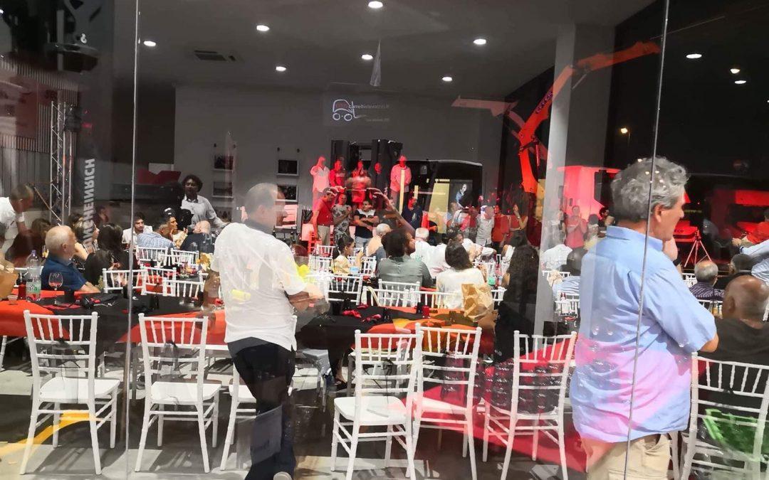 FESTA PER L'INAUGURAZIONE DEI NUOVI LOCALI